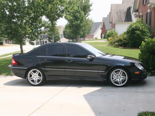2005 mercedes benz c55 amg for Mercedes benz c55 amg