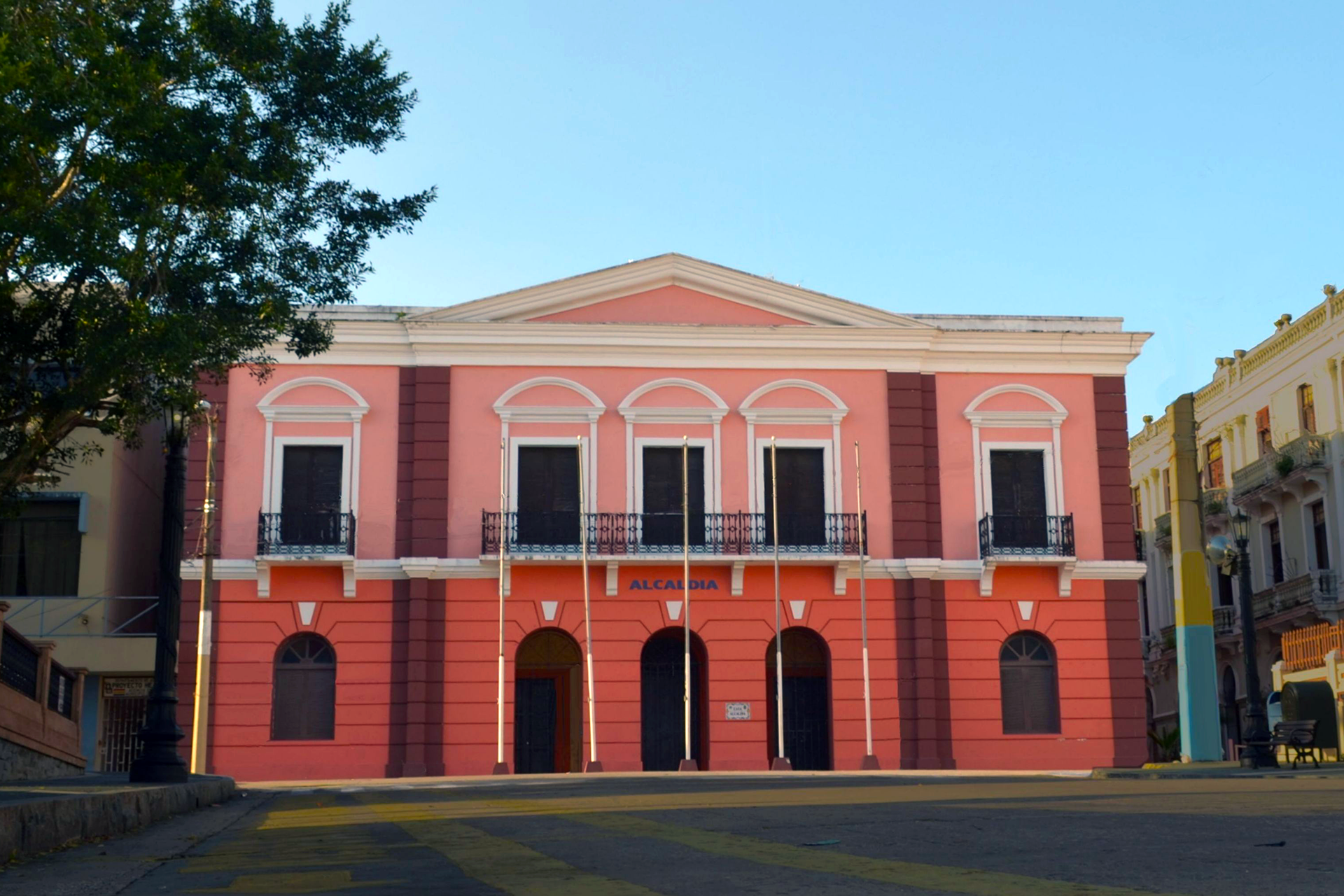Arecibo City Hall