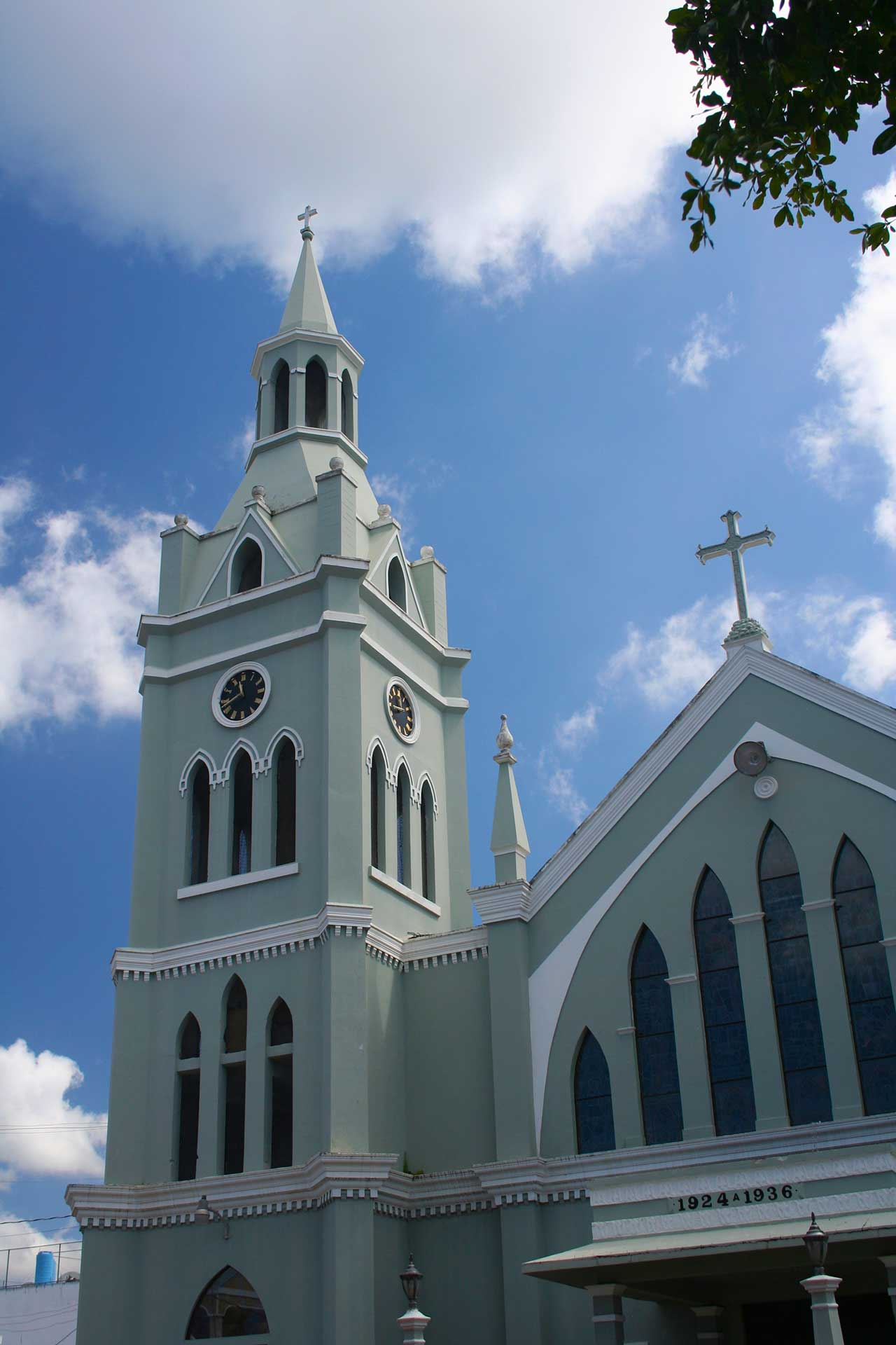 Photo of the Catholic Church in Aguada