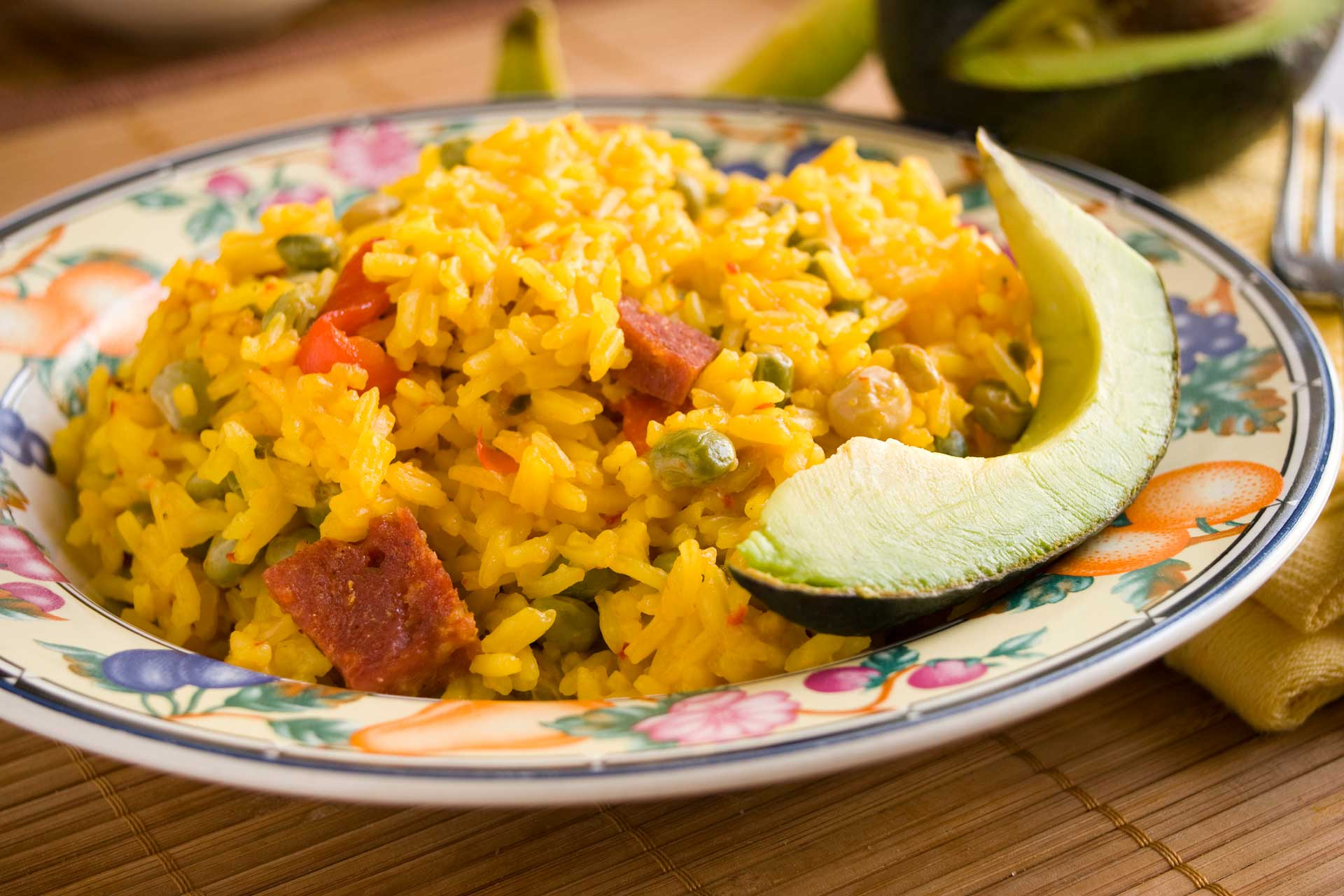 Puerto rico culture food and drinks for Authentic puerto rican cuisine