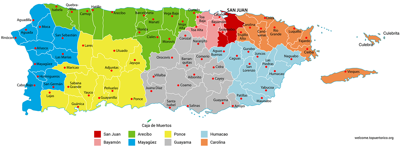 Electoral Districts Maps
