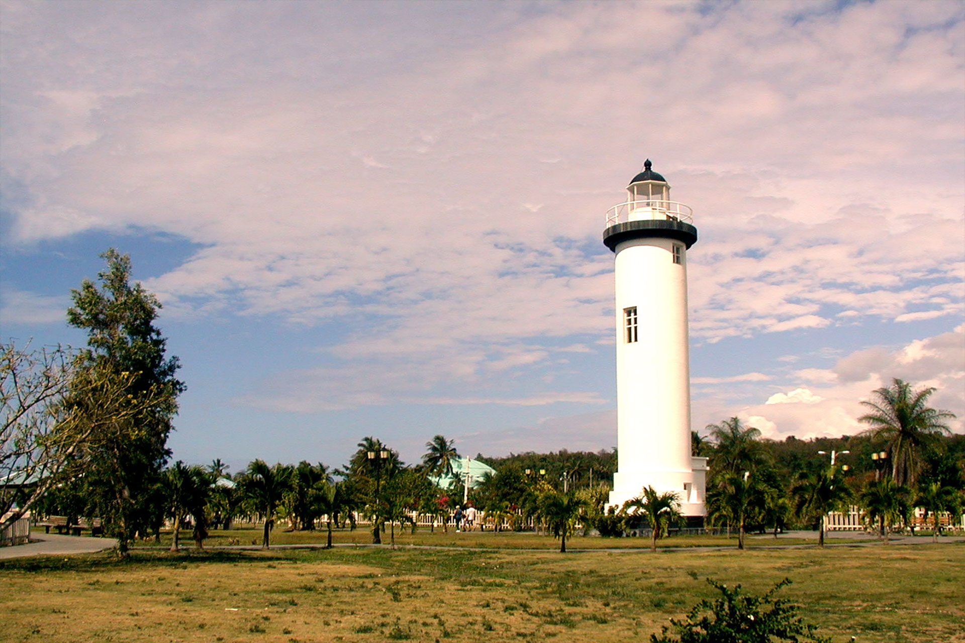 Lighthouse in Rincon