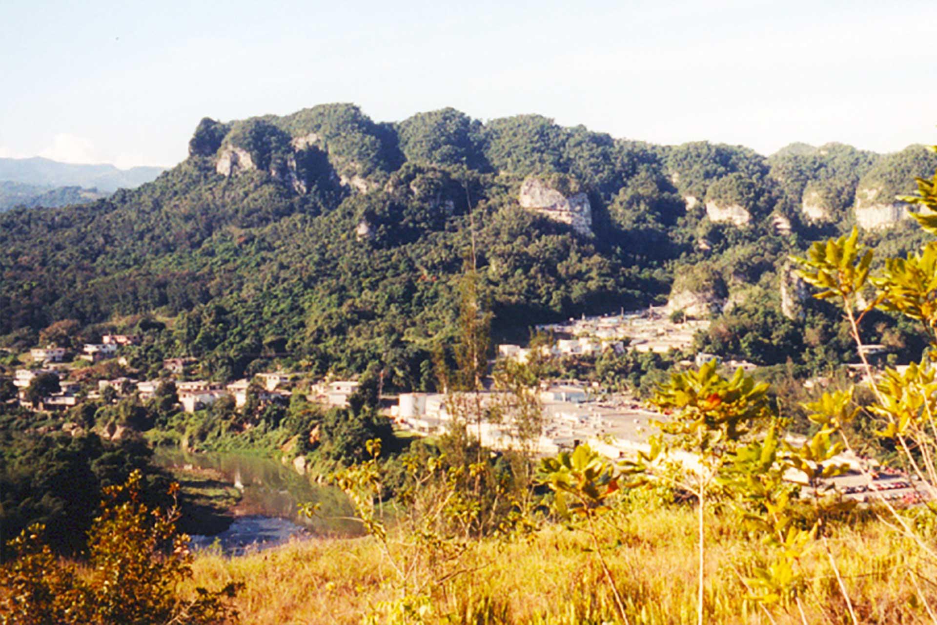 Ciales, Puerto Rico on